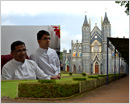 Karkal: Preparation is in full swing for the Proclamation and Dedication of St. Lawrence Basilica