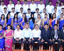 Puttur: St Philomena College - Students' Council inaugurated