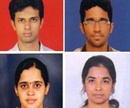 Karnataka Ayurveda PGET 2013 - First six toppers are from SDM College of Ayurveda, Udupi