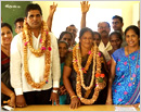 Udupi: Ranjani Hegde elected as the President of  Belle Grama Panchayat