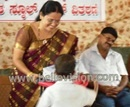 Udupi: RSB Credit Co-op Bank donates School Bags to Students of Punarukare Govt School