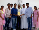 Catechism Day observed in St. Antony�s Church, Kuntalnagar