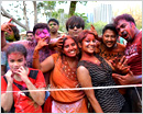 Abu Dhabi: Classico Events and Style Diva organized colourful & magical Holi Celebrations Rang Barse