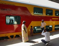 B'lore-Chennai double-decker train to ply soon