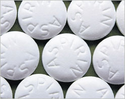 An aspirin a day keeps cancer at bay