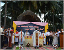 Udupi/Pangala:  Maundy Thursday observed with devotion at St. John Evangelist Church