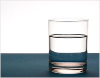 10 glasses of water a day cuts flab