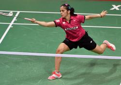 Superb Saina scales historic World No.1 ranking