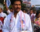 Kundapur: Independent Candidate Halady Srinivas Shetty Holds Road Show in City