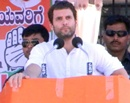 Hassan: BJP achieved No People�s Welfare, instead Served Prison Term; Rahul Gandhi