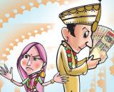 Bride cancels wedding as groom fails to count currency notes