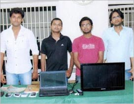 Manipal: 4 students held for betting