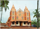 Udupi: Newly-built Sacred Heart Church, Ucchila set for inaugural on May 14