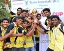 Mangalore: Vamanjooreans won �Imperialz Cup �2013� Cricket Tourney