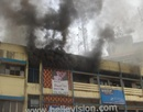 Kundapur: Footwear Godown in Vaishali Complex Gutted in Fire