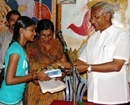 Mangalore: Free Books distributed at Sri Devi Raja Rajeshwari temple, Shaktinagar