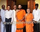 Udupi: Swami Vishveshateerta of Pejavar Inaugurates Refurbished Faade at Kaniyoor Mutt