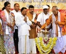 Moodubelle: Vishwakarma Community Hall inaugurated