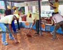 Ramakrishna Mission carries out Swacch Mangaluru on 17th consecutive Sunday