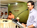 Land Trades Maurishka Palace Inauguration on 29th May