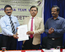Udupi: SMVITM gets accredited with 'A' grade by NAAC