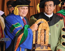 Udupi: Your journey in life begins with convocation, says Sri Lanka PM