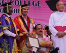 M'lure: Graduation Ceremony for the Class of 2014 held at St Joseph Engineering College