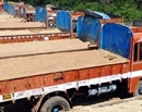 Hassan: Law Enforcement Agencies seize 53 trucks transporting Sand Illegally
