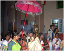 Blessed Sacrament on journey across Mumbai to mark golden jubilee of Eucharistic Congress
