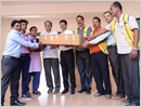 Udupi: Jnanaganga PU College, Moodubelle gets sports materials to motivate students
