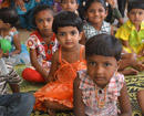 Moodubelle: Balwadi celebrates Children's Day in a unique way