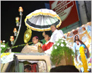 Udupi: Devotion and discipline marks the solemnity of Diocesan  Eucharistic celebration and processi