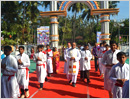 Karkala: Platinum Jubilee of Christ the King Parish celebrated with solemnity and grandeur