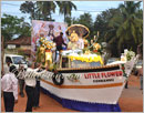 Udupi: Year of Faith Concludes with Solemn Mass and Devout Eucharistic Procession