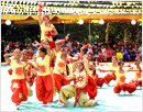 Mangaluru: Konkani Academy Prez Roy inaugurates golden jubilee celebrations of Lady Hill School