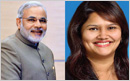 Modi showers praises on Mangaluru-born Australian politician Shilpa Hegde