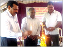 Udupi: Shirva - MSW Students help unorganized labors to get Labor Cards