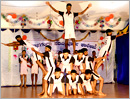 Jnanaganga PU College, Moodubelle, celebrates Annual Day