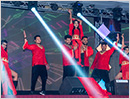 The spectacular musical extravaganza 'Fiesta 2019' held at Abu Dhabi