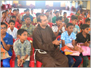 Seminar for Altar Servers along with parents held in M'belle