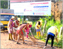 Mangaluru: Ramakrishna Mission carries out 28th Swacch Mangaluru Abhiyan at Kankanady