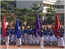 Udupi: Annual sports event of St. John's Academic Institutions inaugurated at Shankerpura