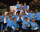 Dubai: Bunts Dubai wins Throwball Championship While Youngsters Nakre lift Volleyball Trophy