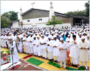 Mangalore: Eid Al-Adha- Muslim brethrens Observe Feast of Sacrifice in city