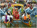 Mangalore: Curtain drawn on Carnival of Dasara with colorful procession