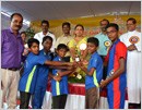 Udupi District Level  School Athletics Meet  Concludes Successfully with Valedictory Function