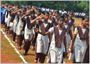 Udupi/M�Belle:  Annual Sports of St. Lawrence Educational Institutions begin with impressive inaugur
