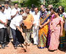 M�lore: MLA J R Lobo lays foundation for various road development works @ Rs 2.31 crore