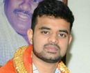 Newly-elected Hassan MP Prajwal Revanna decides to resign
