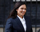 Priti Patel appointed Britain's first Indian-origin Home Secretary